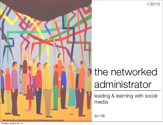 Networked Administrator 12213