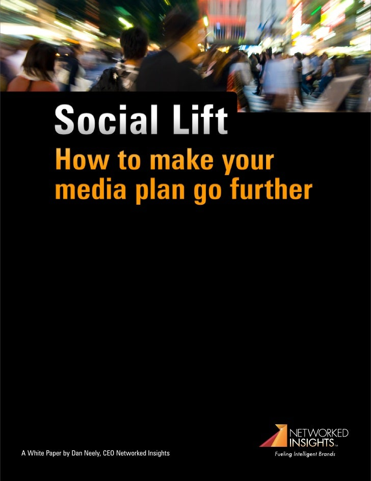 Networked insights social lift whitepaper