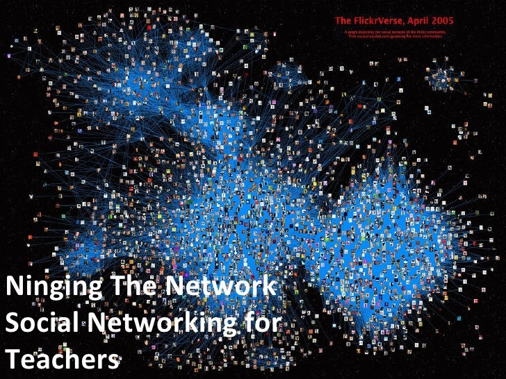 Ninging The Network Social Networking for Teachers