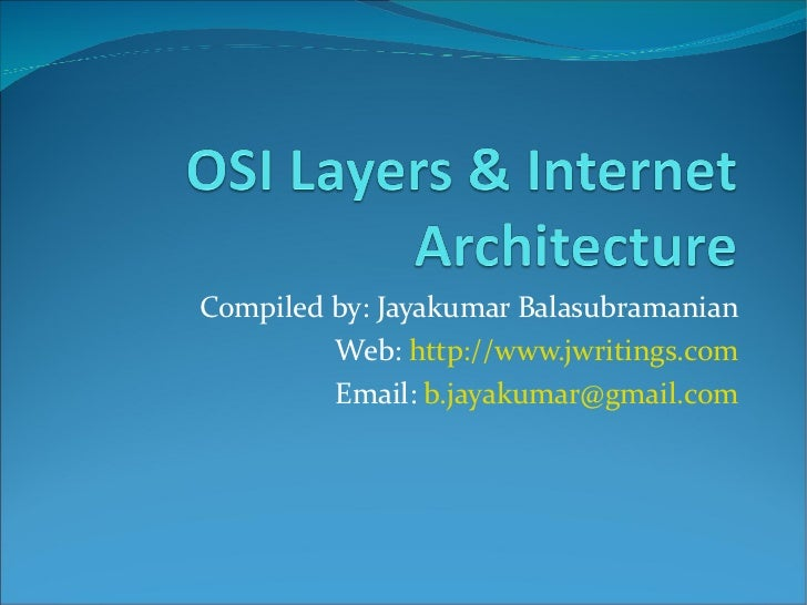 Compiled by: Jayakumar Balasubramanian Web:  http://www.jwritings.com Email:  [email_address]