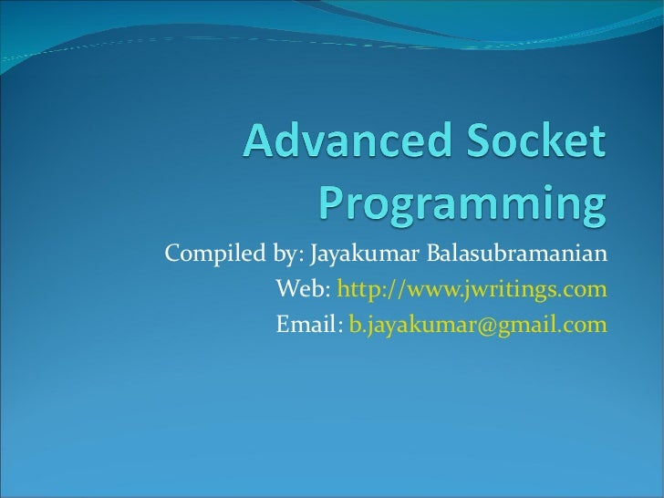 Compiled by: Jayakumar Balasubramanian Web:  http://www.jwritings.com Email:  [email_address]
