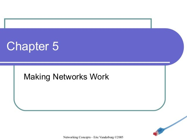 Networking Concepts Lesson 05 - OSI - Eric Vanderburg
