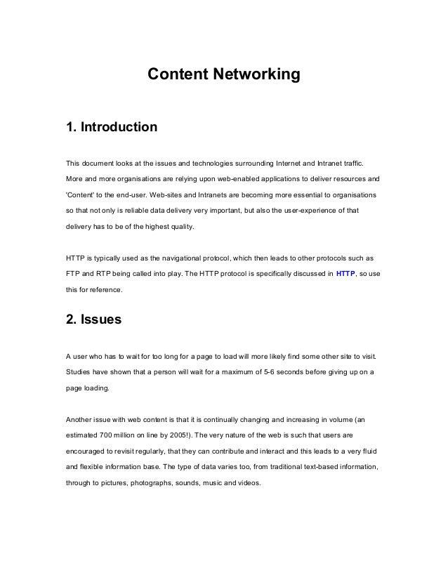 Networking fundamental