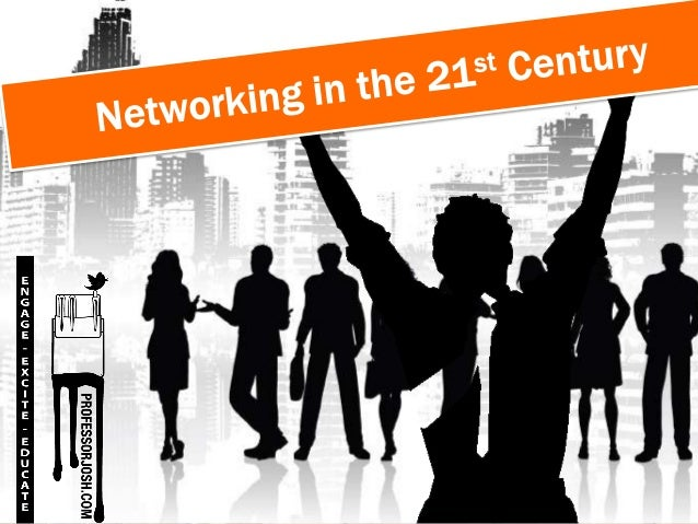 """""""Networking in the 21stCentury is all aboutunderstanding who yournetworking with and themediums they prefer."""" – JoshMurdock"""