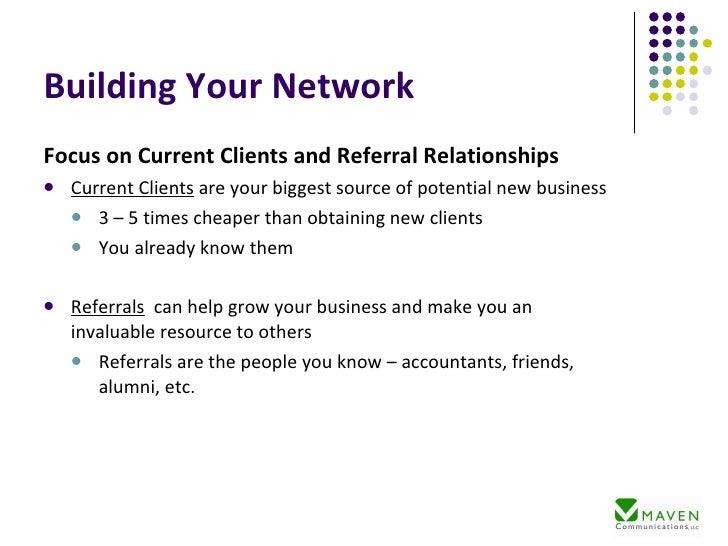 Accountants Referral Network