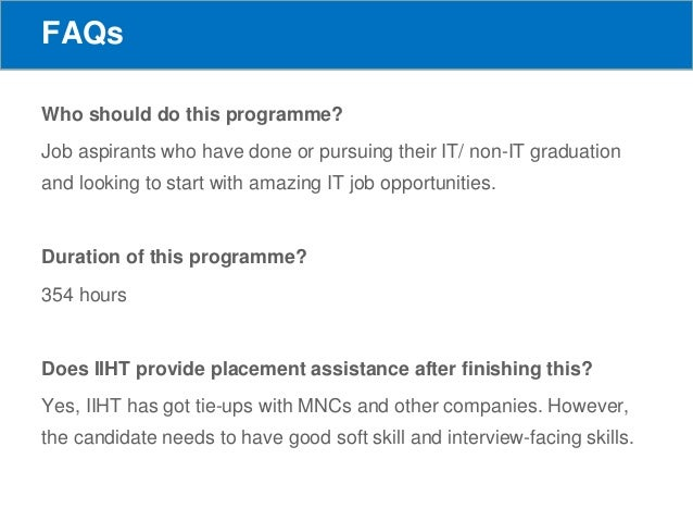 What are the advantages of networking training course?