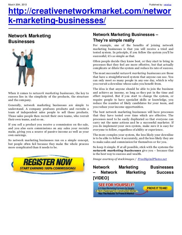 Network marketing businesses_new