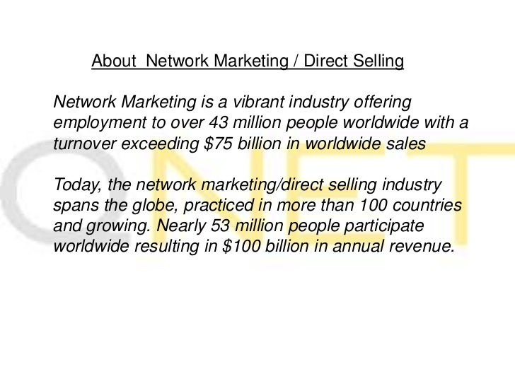 Free network marketing business plan