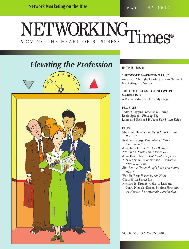 """""""Network Marketing Is ..."""": American Thought Leaders on the Network Marketing Profession"""