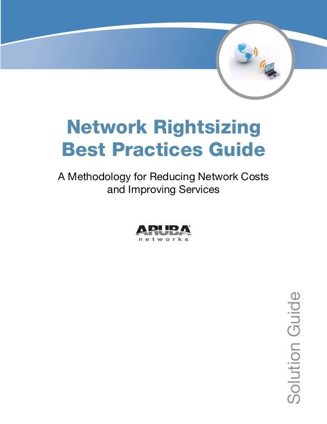 Network Rightsizing Best Practices Guide