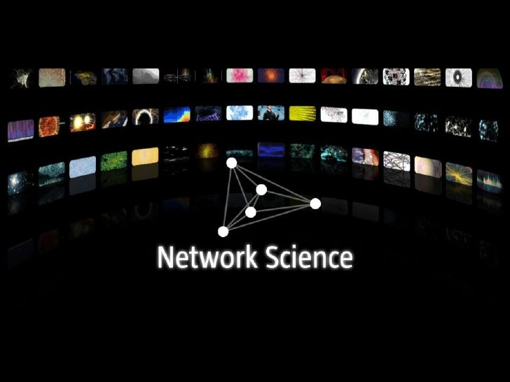 NETWORK SCIENCE   The science of the 21st centuryTimescited                             Years              Network Science...