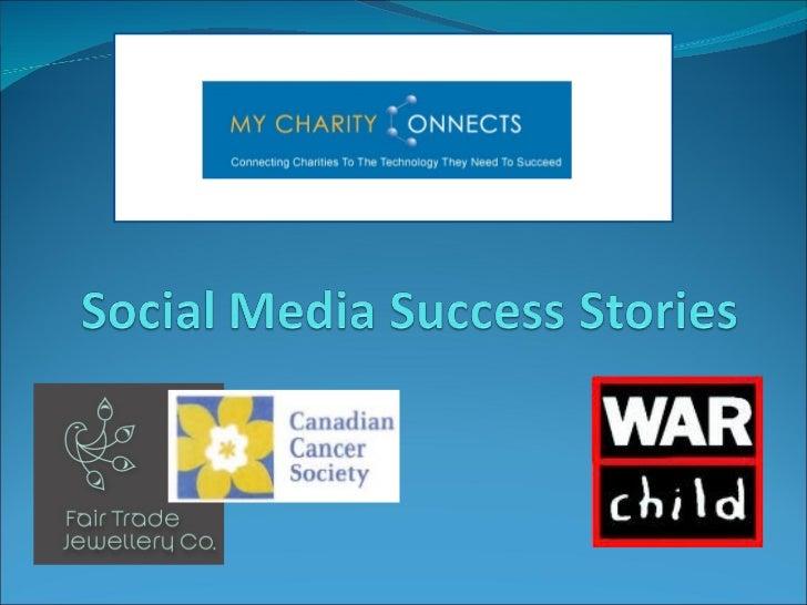 Real Social Media Success Stories