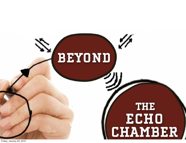 Beyond The Echo Chamber Network Layer Slideshow