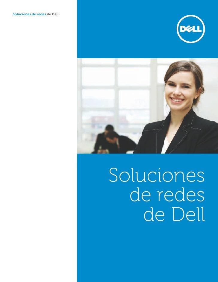 Soluciones de Redes Dell