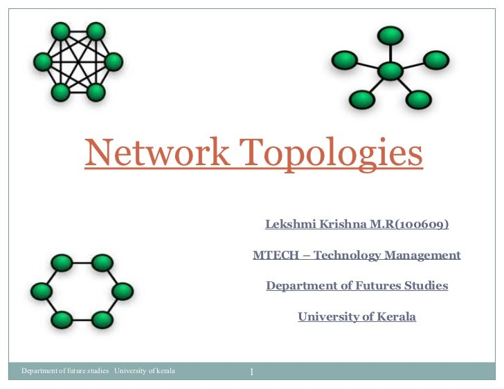 Wikipedia Network Topology Network Topology