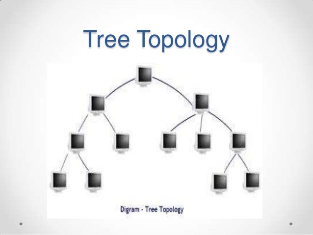 network topology ppt   tree