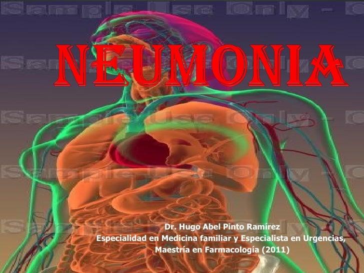 Neumonia completo