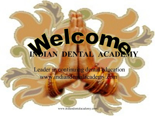 Neuro muscular function saquib /certified fixed orthodontic courses by Indian dental academy