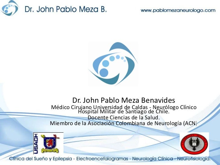 Anatomía Tallo Cerebral y Pares Craneales<br />Dr. John Pablo Meza Benavides<br />Neurólogo Clínico Hospital Militar de Sa...