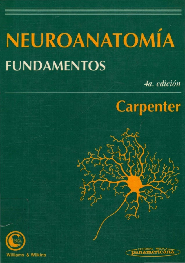 Neuroanatomia carpenter 4 ed