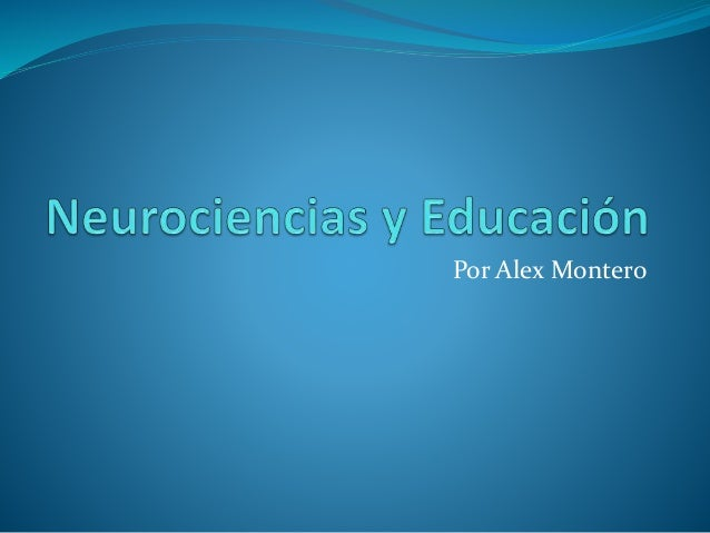 Por Alex Montero