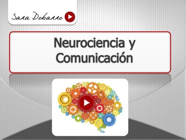 El cerebro es el ordenador central encargado de la comunicación en nuestra vida