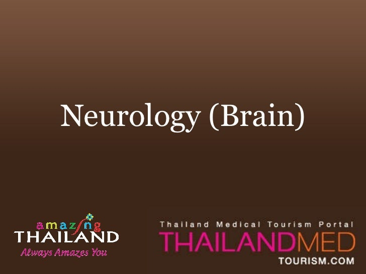 Thailand Medical Tourism_Neurology (brain)