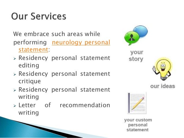 best personal statement service for residency