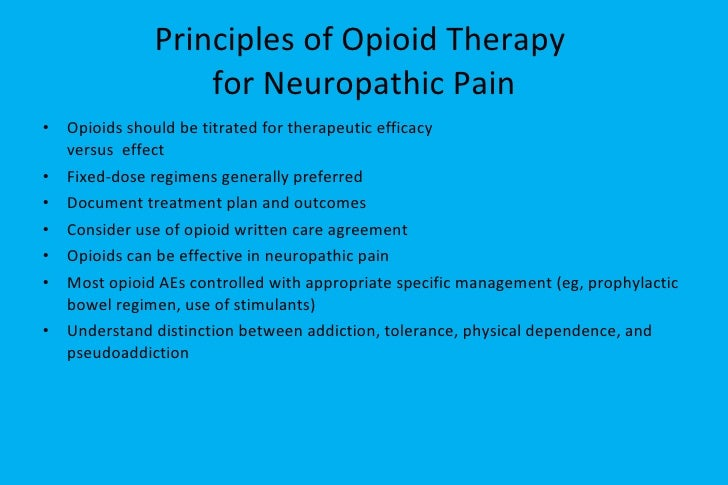 Neuropathic Pain Dr Husni