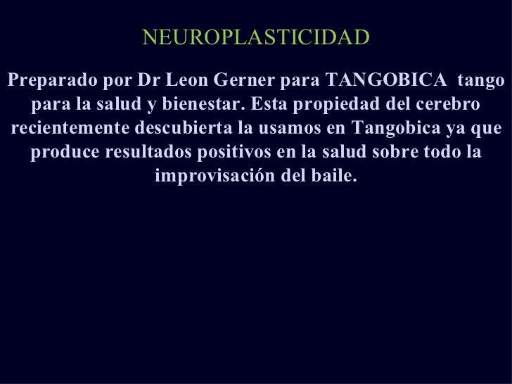 Neuroplasticidad , fitness mental, mejorar con tangobica