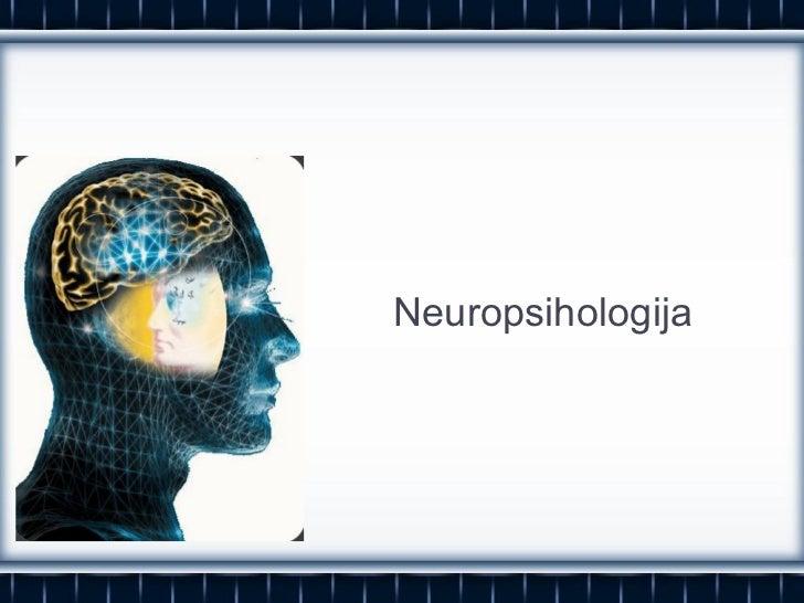 Neuropsihologija
