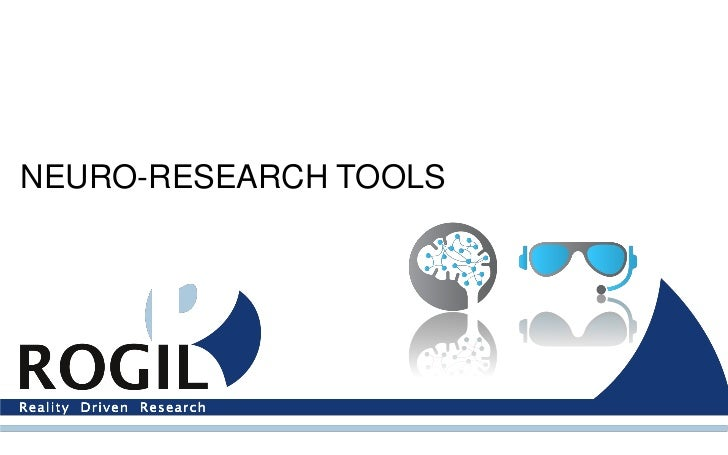 NEURO-RESEARCH TOOLS