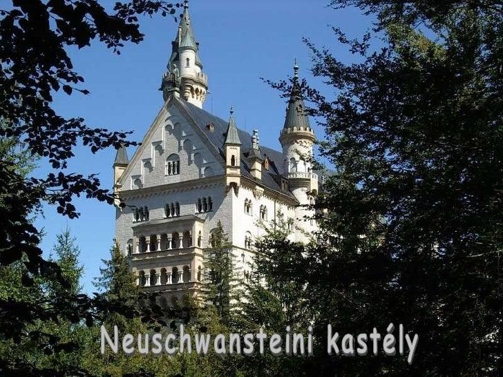 Neuschwansteini kastély