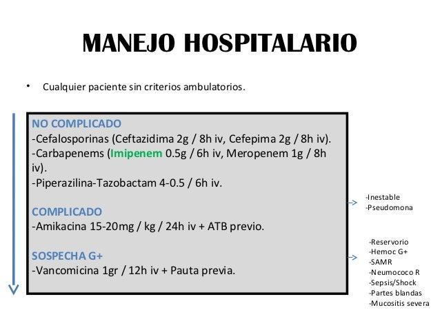 (2012-10-30)Neutropenia febril (ppt)