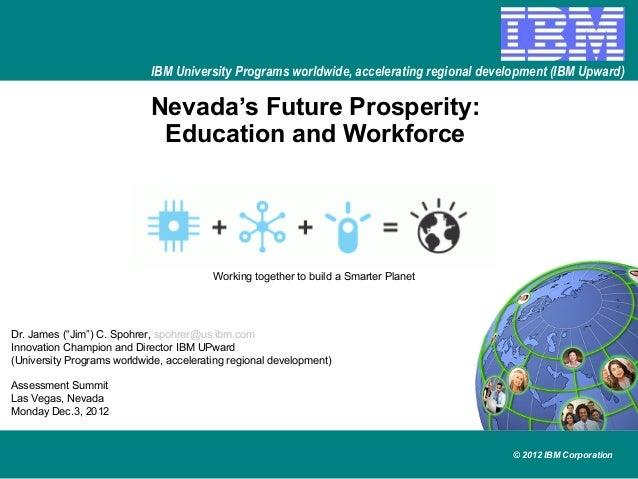 Nevada future education workforce 20130108 v2