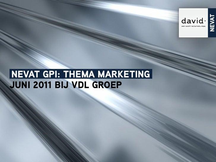 Nevat gpi on industrial branding 9 june 2011
