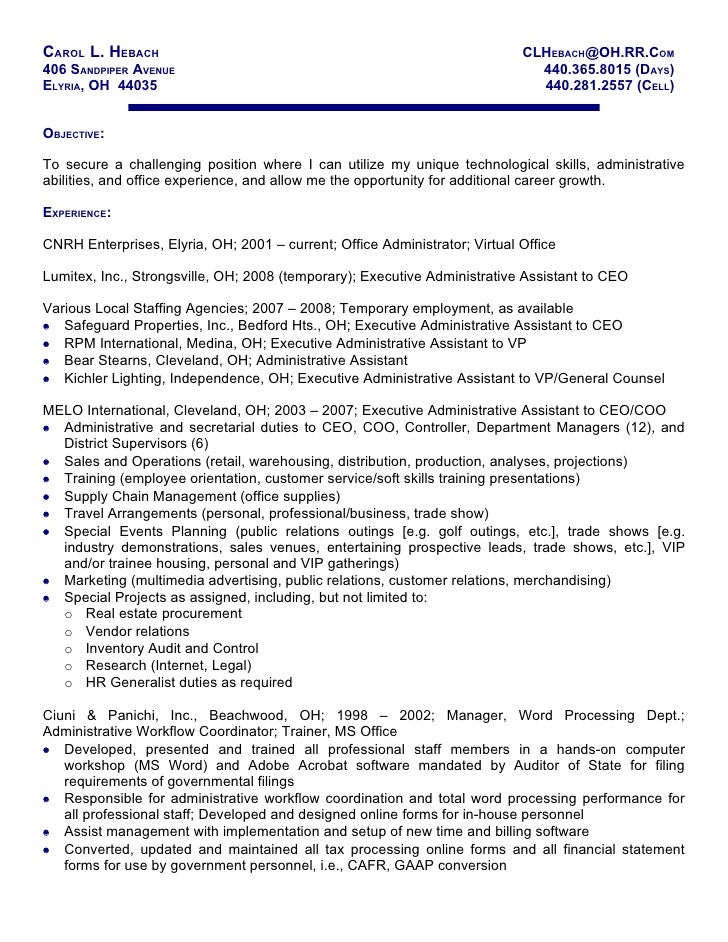 Sample Resume: Air Freight Sales Resume