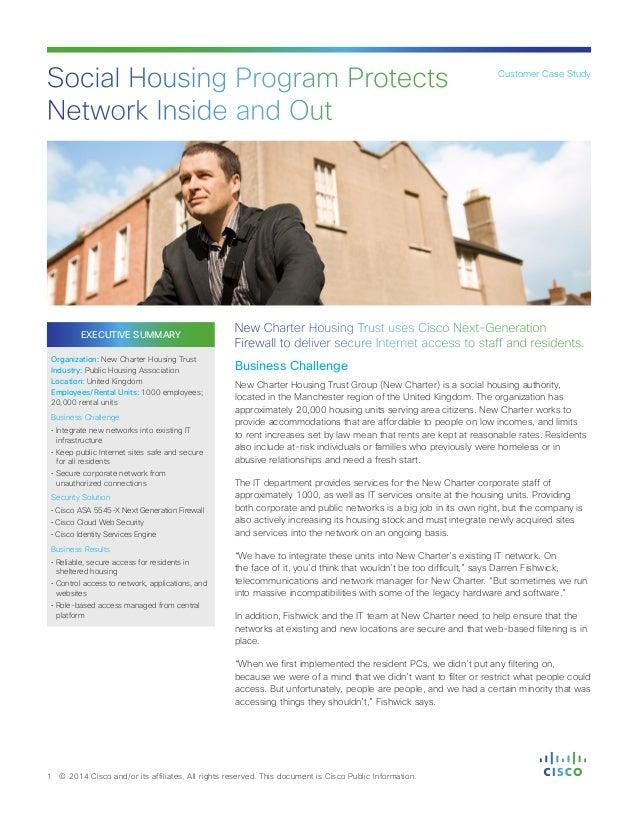 New Charter Housing Trust