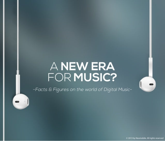 A new era for music?