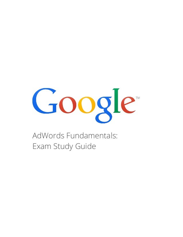 ultimate guide to google adwords pdf download