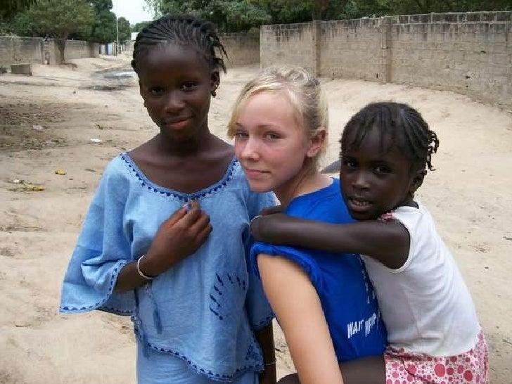 New Hope Academy Gambia 2007