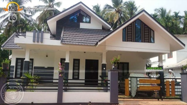 New kerala house plans april 2015 for Latest house designs 2015