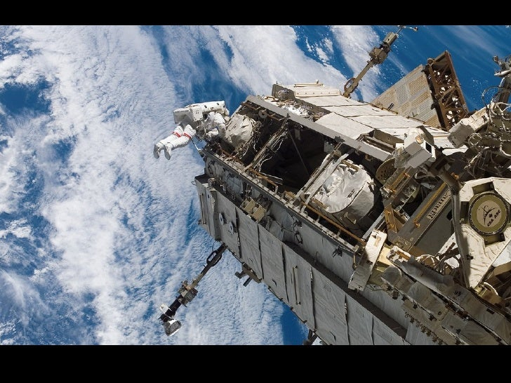 New Images from the Space Shuttle