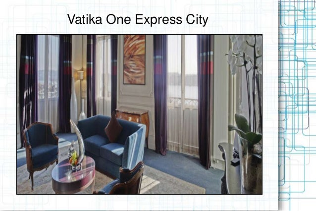Vatika One Express City Call @ 09999536147 Live Your Life in a Paradise in Gurgaon