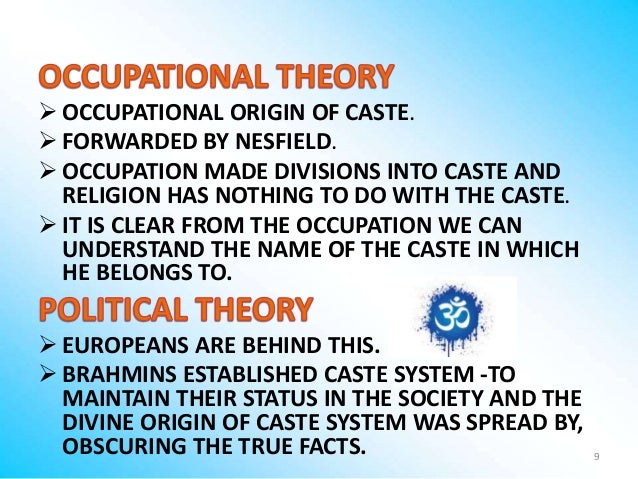 an analysis of the caste system ranking The caste system is a classification of people into four hierarchically ranked   diversity - news, views, analysis, literature, poetry, features - express yourself.