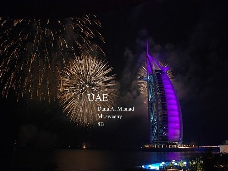 UAE Dana Al Misnad Mr.sweeny  8B