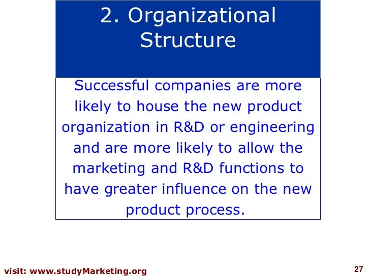 New product development strategy for Product development firms