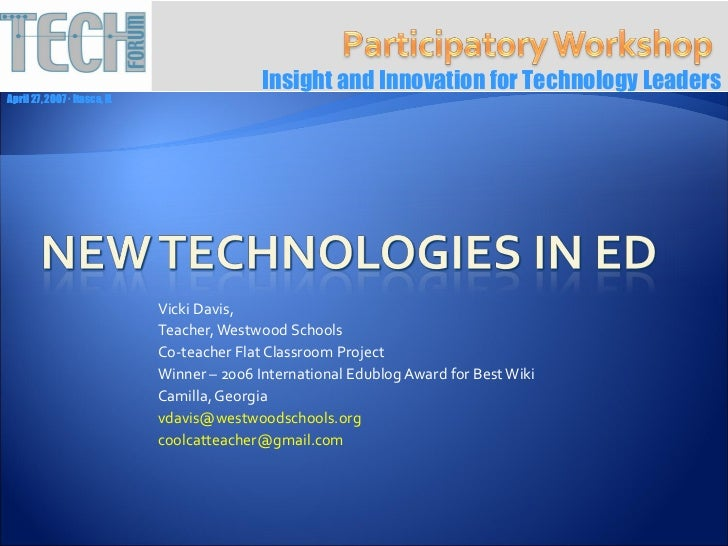 New technologies-in-education