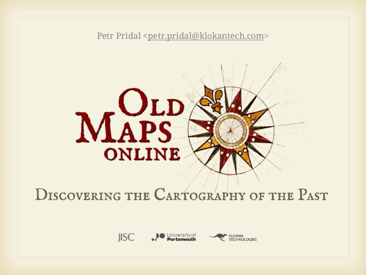 Old Maps Online: New York Public Library Announcement