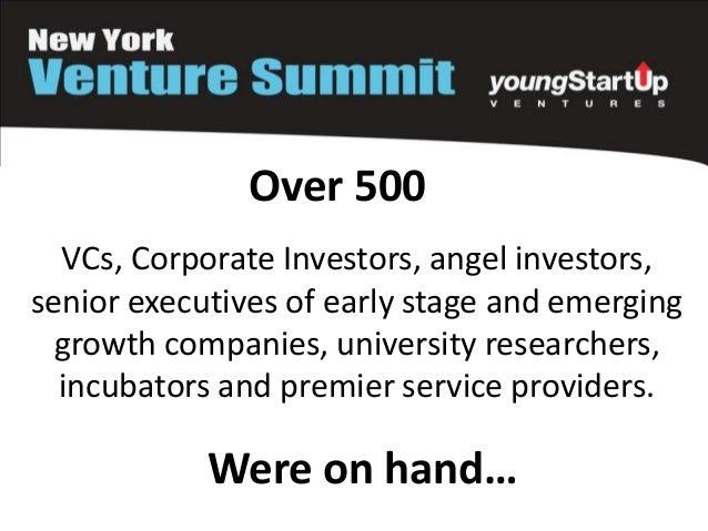 New York Venture Summit 2013